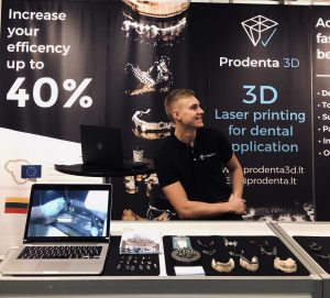 Prodenta3D atstovai